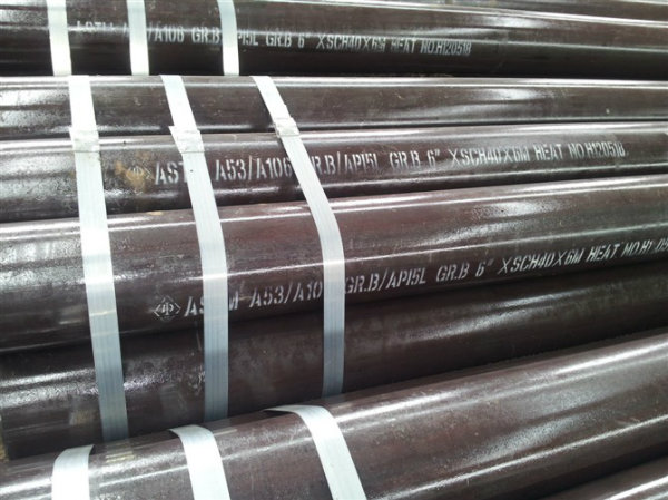 ASTM A53 Grade B Seamless Pipes Exporter, Manufacturer and Worldwide Supplier