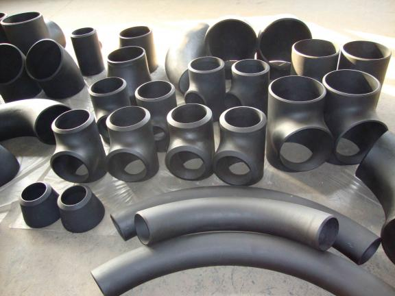 ASTM A234 WPB Pipe Fittings Manufacturer, Supplier, Exporter in India - Tee, Reducer, Elbow, Pipe Cap, Stub End