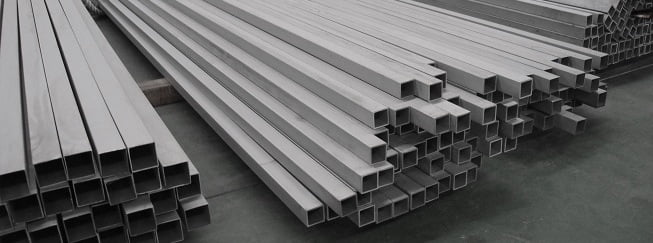 Stainless Steel Square Pipes, SS Seamless Square Pipes, SS Welded Square Pipes - SS 304/304L Square Pipes, SS 316L Square Pipes