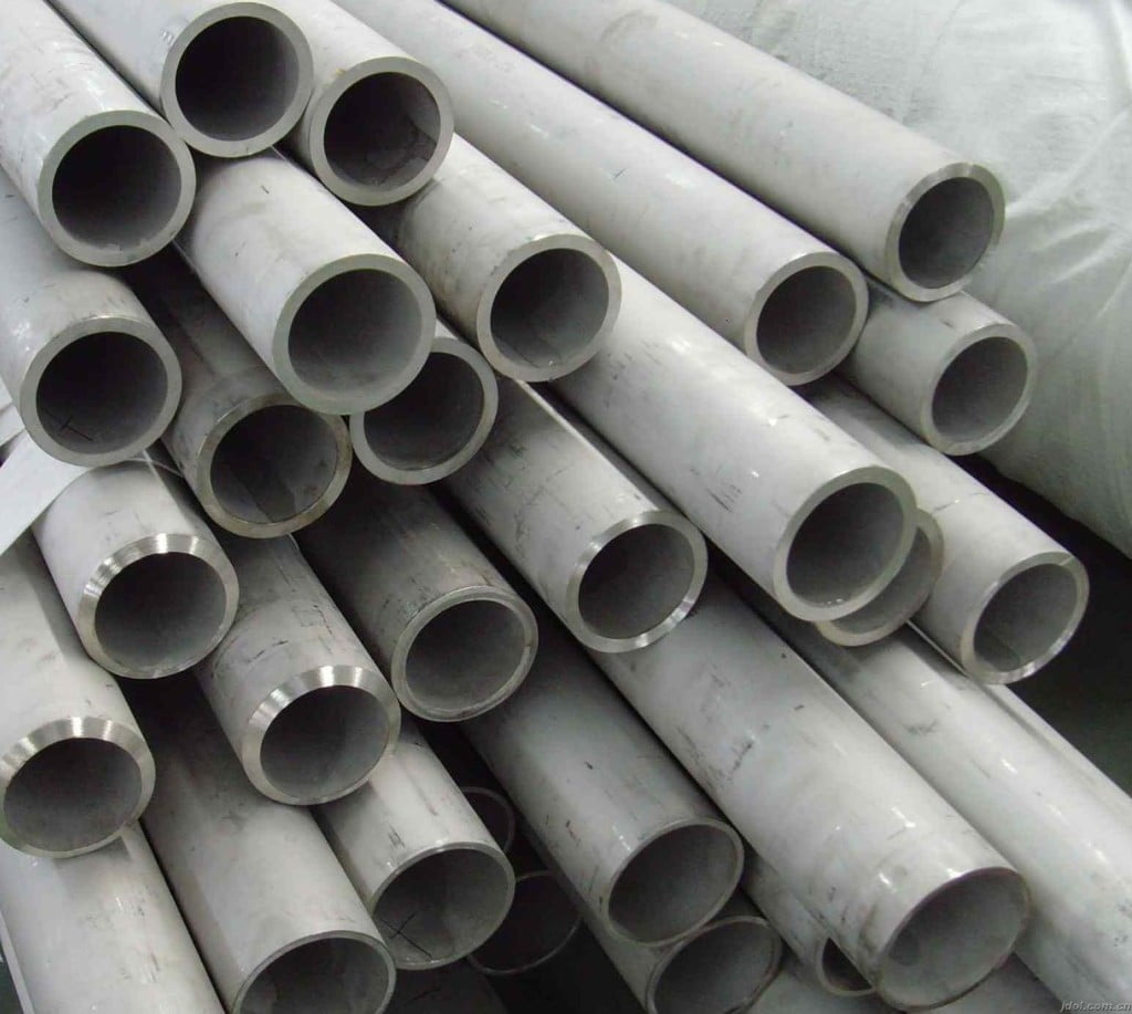 Stainless Steel Seamless Pipes Stockholder, Distributor in India