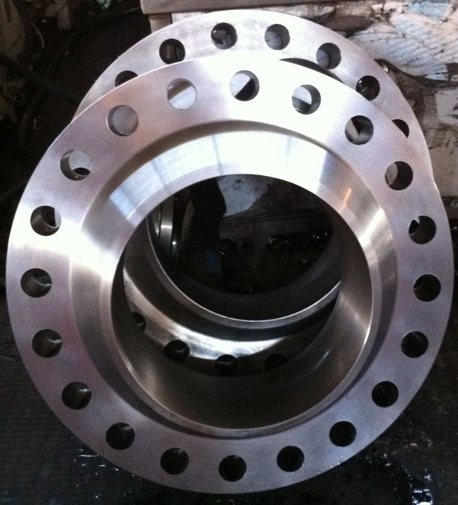 Stainless Steel Flanges Supplier in Guinea