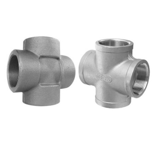 Cross Tee Forged Fittings Suppliers, Dealers